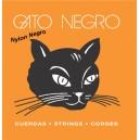 JG CD GATO NEGRO *NYLON NEGRO*
