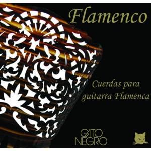 JG CD GUITARRA FLAMEN GATONEGRO TM