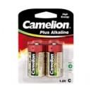 Pila Alcalina Camelion LR14 (PACK DE 2)