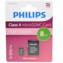 Memoria sd PHILIPS 8GB