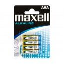 Pila alcalina maxell LR3, AAA