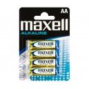 Pila alcalina maxell LR06, AA
