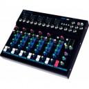 Mesa de mezclas 7 canales (5 Mono + 1 Estéreo) Q7